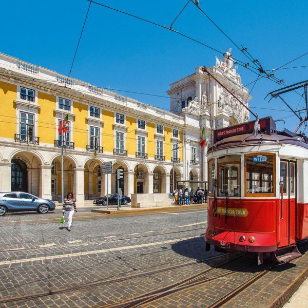 Itinerario completo di Lisbona, capitale portoghese
