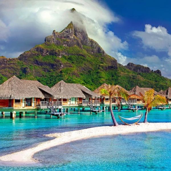 Bora Bora: una vacanza da sogno