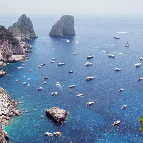 Capri: la perla dell' Arcipelago Campano
