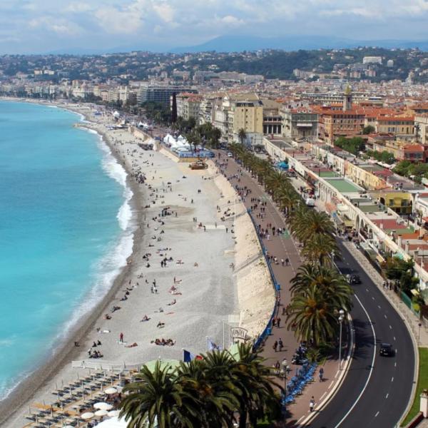 Costa Azzurra: costa vedere in una settimana