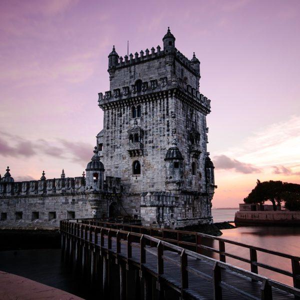Itinerario completo della città di Lisbona