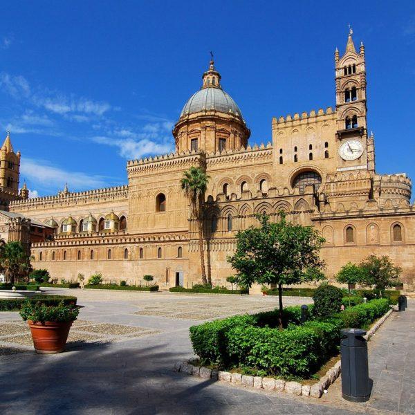 Itinerario completo della città di Palermo
