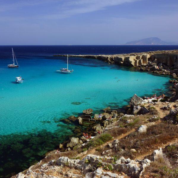 Spiagge più belle di Favignana
