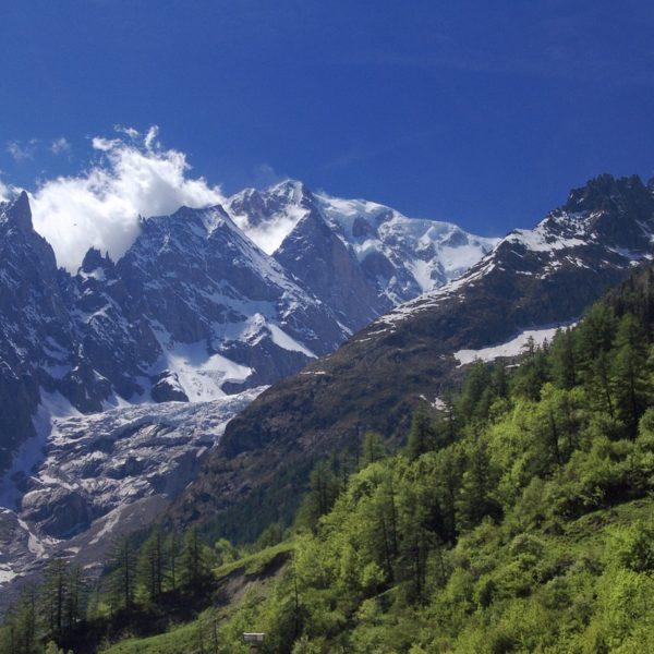 Valle d'Aosta: itinerario completo