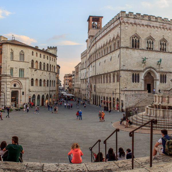 Alla scoperta di Perugia monumenti, piazze e luoghi d'interesse della splendida città umbra